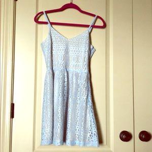 Endless Rose Mini Lace Dress, Size S